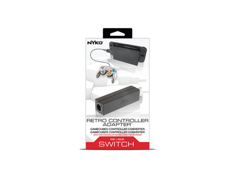 Retro Controller Adapter for Nintendo Switch™
