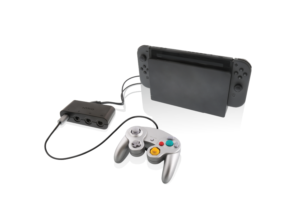 Retro Controller Hub for Nintendo Switch™ – Nyko Technologies