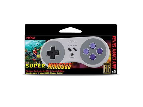 Super Miniboss for SNES Classic Edition