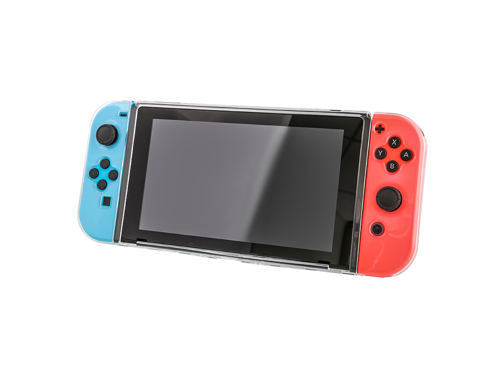 Thin Case (Clear) for Nintendo Switch™