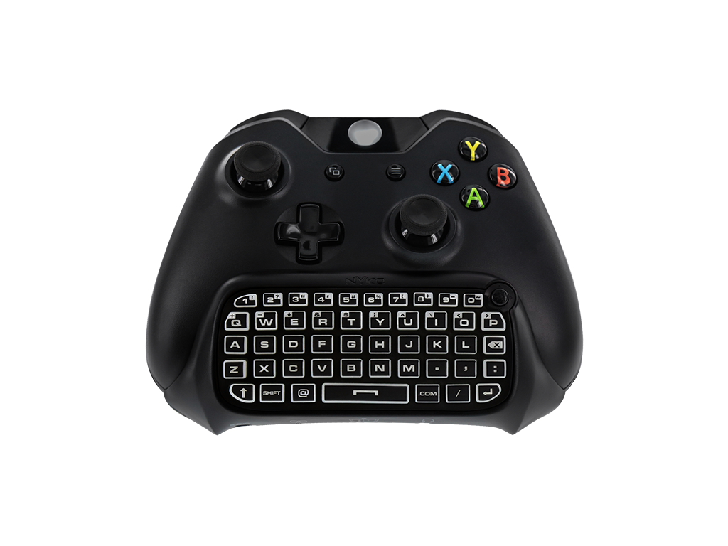 Type Pad for Xbox One - installed
