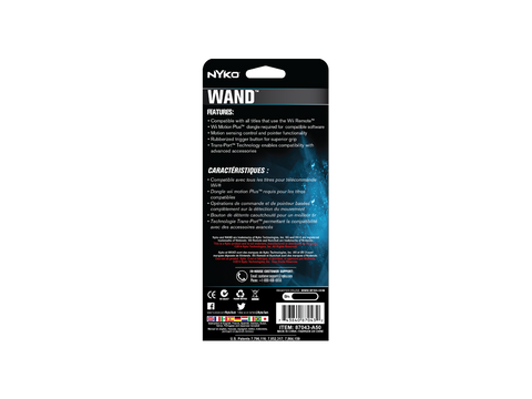 Wand (Color Assortment) for Nintendo® Wii™
