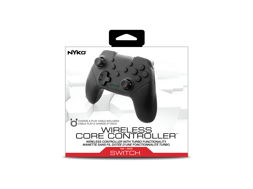Wireless Core Controller for Nintendo Switch™ – Nyko