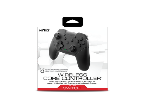 Wireless Core Controller for Nintendo Switch™