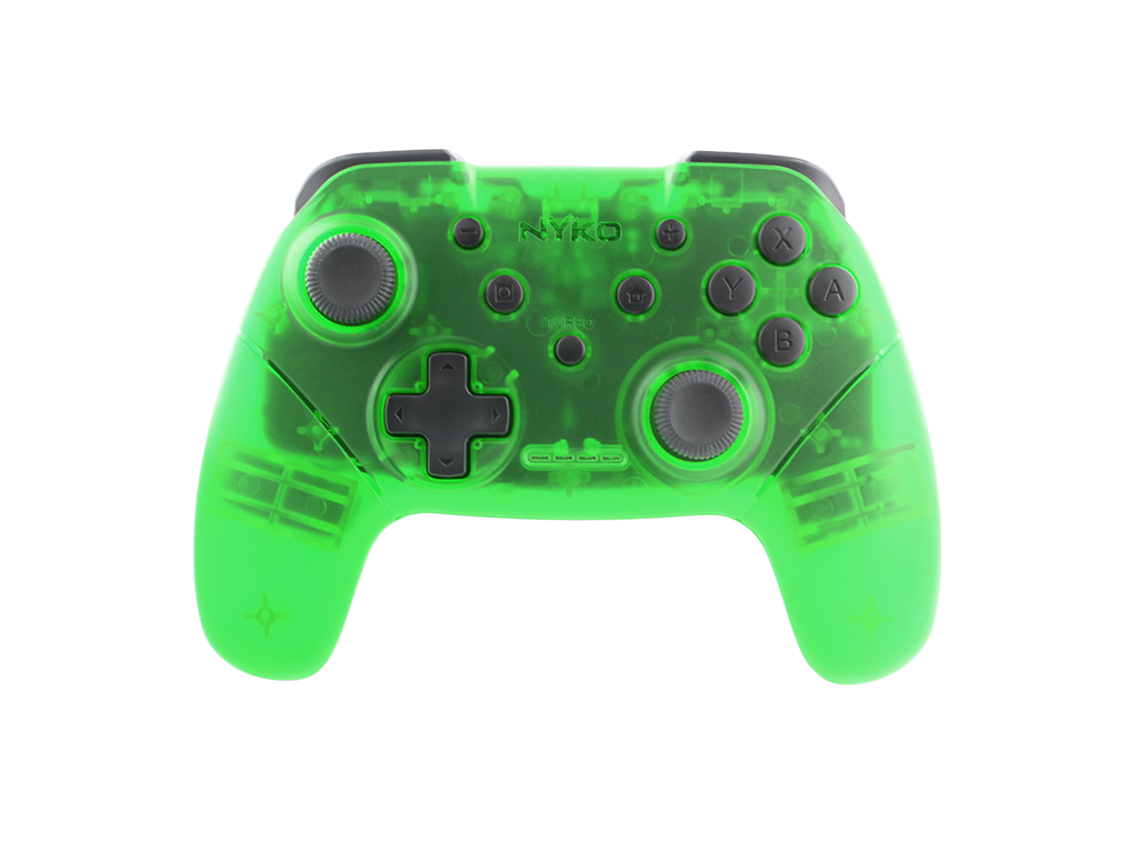 Wireless Core Controller (Green) for Nintendo Switch™ – Nyko