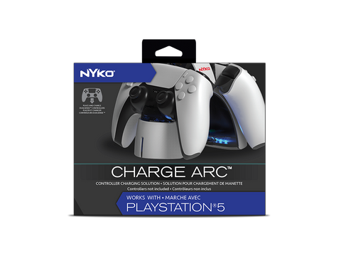 Charge Arc™ for PlayStation®5