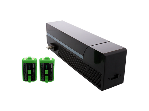 Modular Power Station for Xbox One - batteries & charger