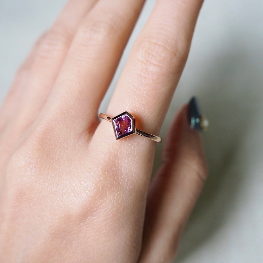 Aubrey Ring - Spinel No.4