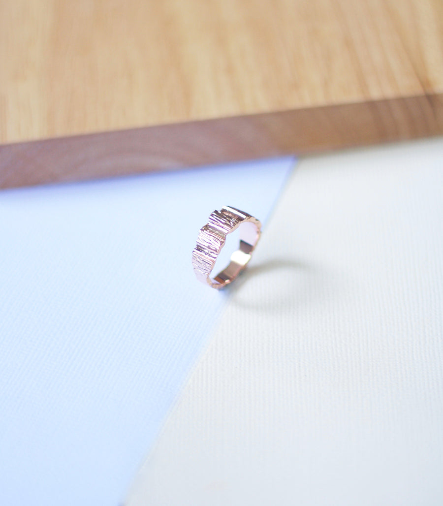 Pulp Ring - Rose Gold