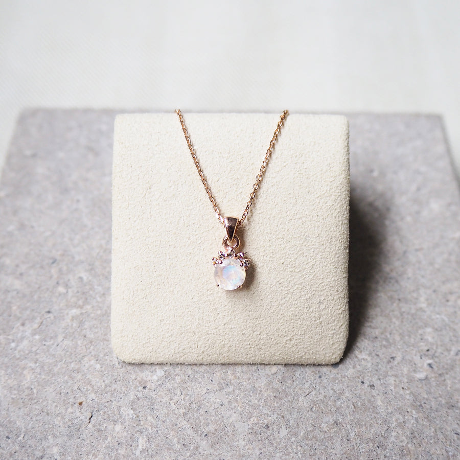 Starry Pendant - Moonstone
