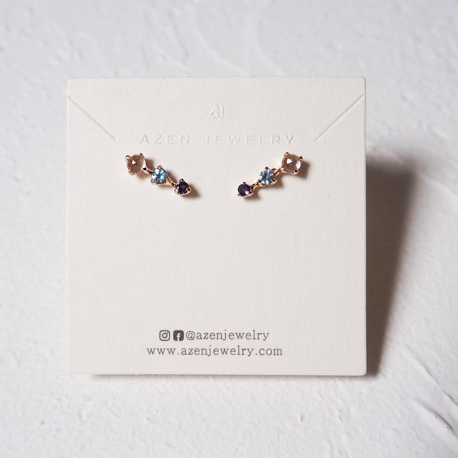 Tara Barbell Earrings
