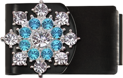Blue Crystal Bling