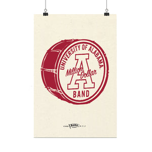 "Million Dollar Band - 12"" x 18"" Print"