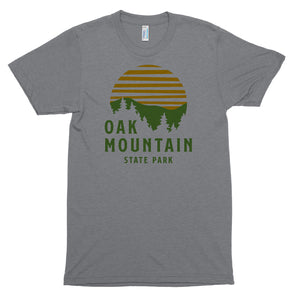 """Oak Mountain State Park"" T-Shirt"