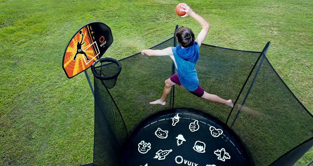 Basketball Systems and Trampolines