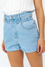 Load image into Gallery viewer, All About It Denim Shorts