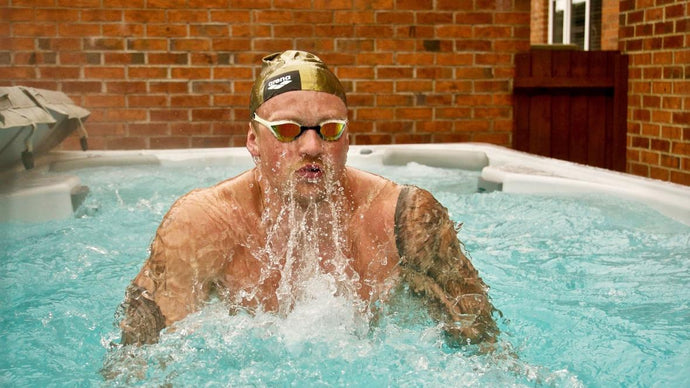 Jacuzzi To Keep GB Olympic Swimmers Swimming