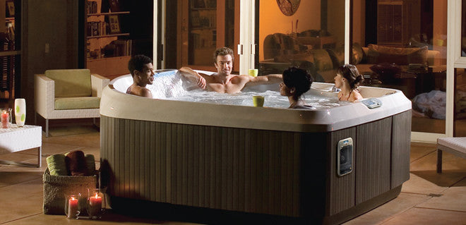 Limited Edition Jacuzzi J400 Hot Tubs - JUNE OFFER