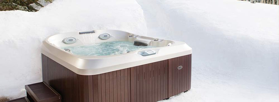 Winterising Your Jacuzzi