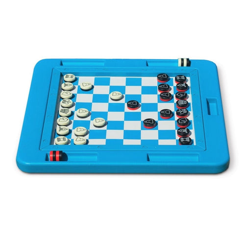 Floating Magnetic Multi-Game Board