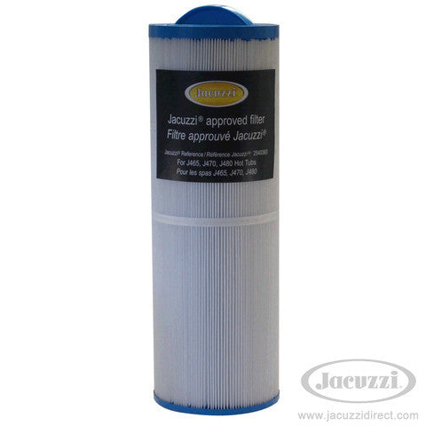 Jacuzzi J465/470/480 to 2012 Large Filter. Part No.2540-383