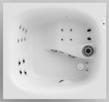 Jacuzzi Italian Design City Spa