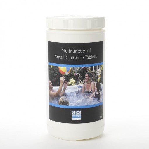 Jacuzzi Chlorine Multi-function Tablets