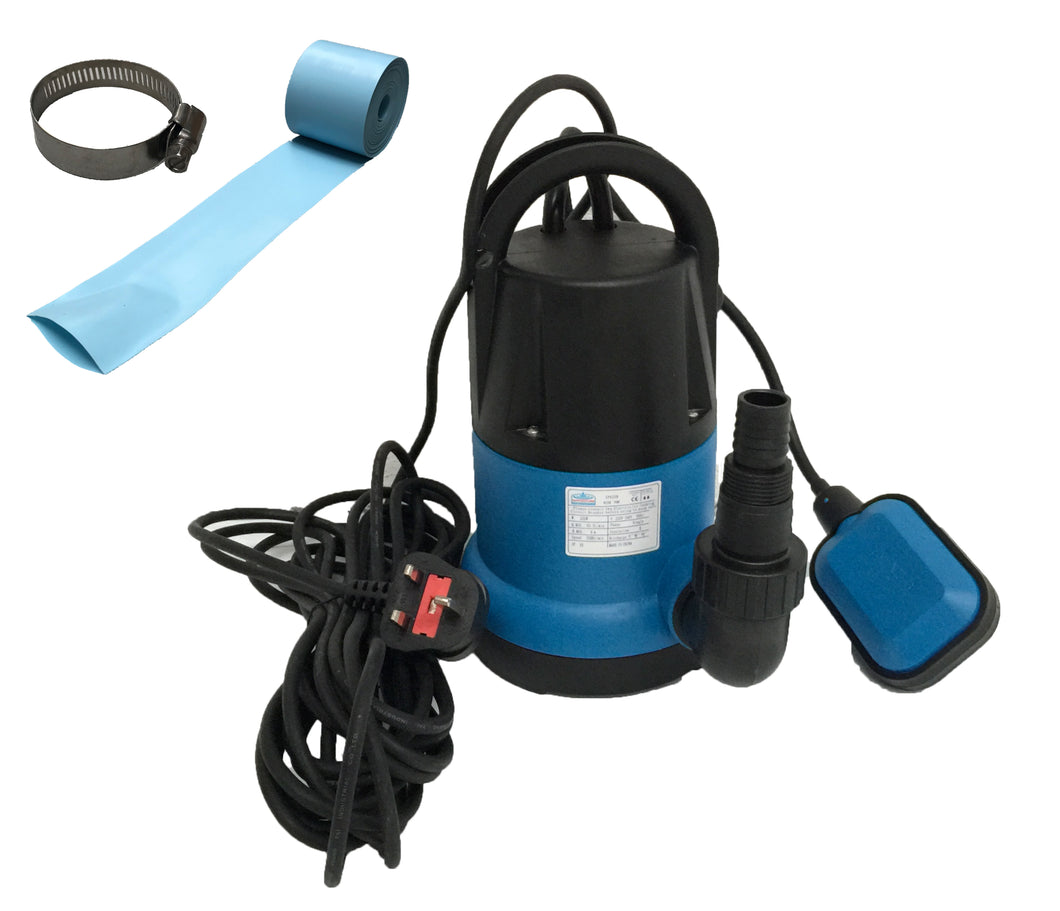 Submersible 250W Water Pump