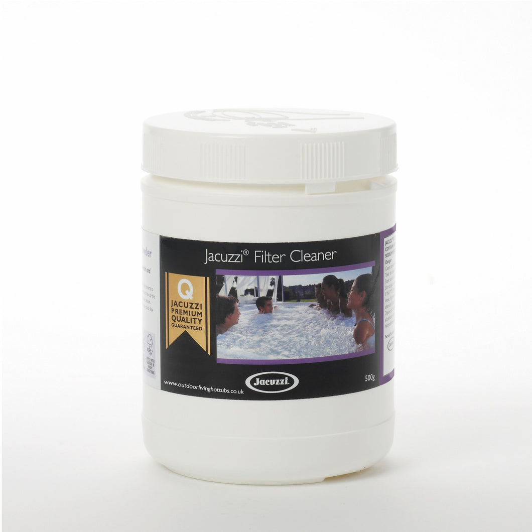 Jacuzzi Filter Cleaner - 500g