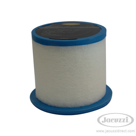 Jacuzzi Disposable Filter 2012 Spas onwards. Part No.6473-161