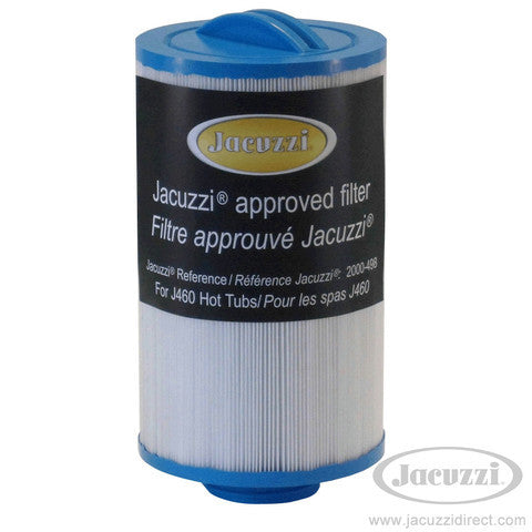 Jacuzzi J460 Filter - Small. Part No. 2000-498
