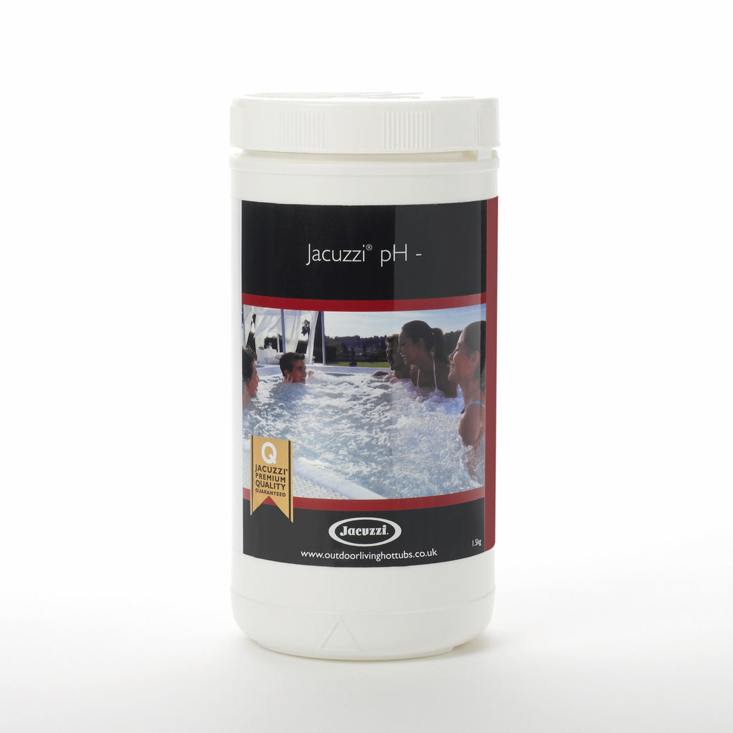 Jacuzzi pH- Decreaser - 1.5kg