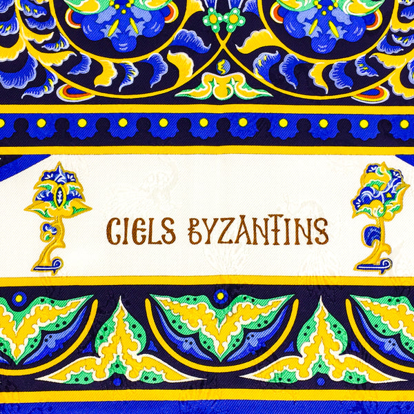 THE UNDERRATED & UNAPPRECIATED CIELS BYZANTINS HERMES CARRE