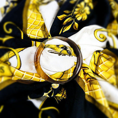 the by liberatti scarves for bamboo gold rings chunky sm shop ring sprezzatura scarf designer stylish
