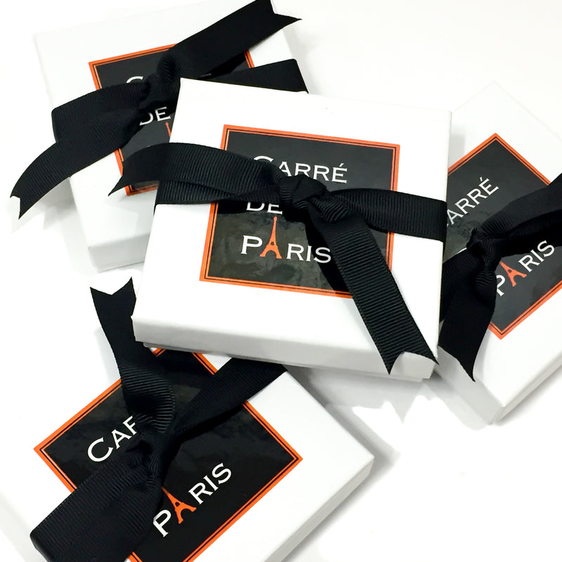 Carre de Paris Scarf Ring Box