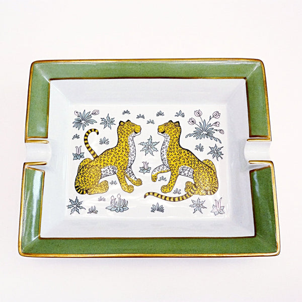 Hermes Limoges Ashtray made in France