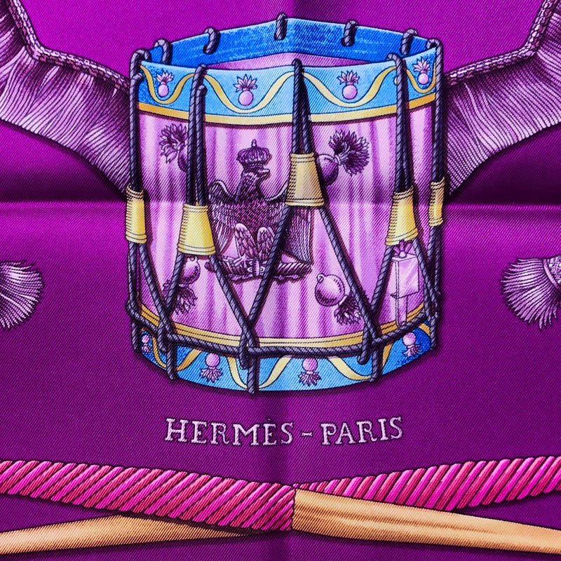 close up of Hermes Paris