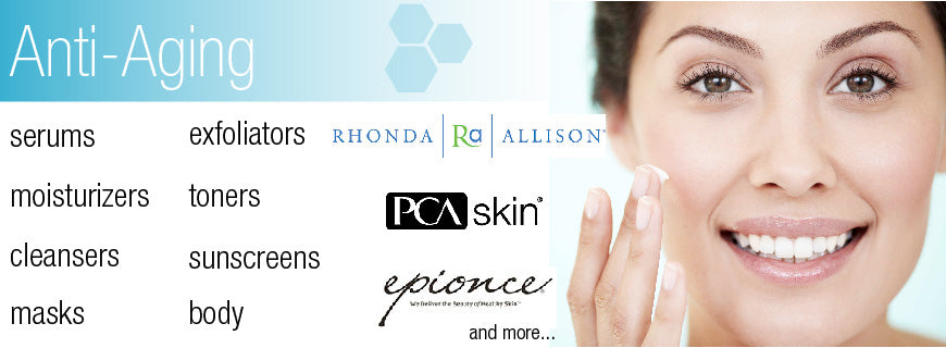 Anti Aging Skincare Products at RxSkinCenter