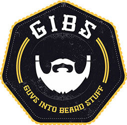 gibs grooming black cognac beard balm aid for soft, healthy facial hair.