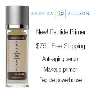 rhonda Allison peptide primer now at rxskincenter