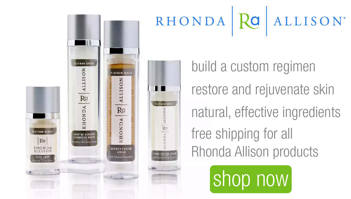 rhonda allison skin care for women and men at rxskincenter