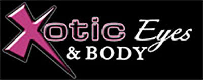 xotic eyes and body logo