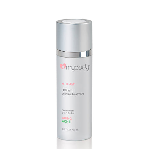 mybody A-Team Retinol + Wrinkle Treatment - Rx SkinCenter - 1