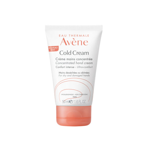 Avene Cold Cream Concentrated Hand Cream by Avene Moisturizer | RxSkinCenter Day Spa Overland Park, Kanas