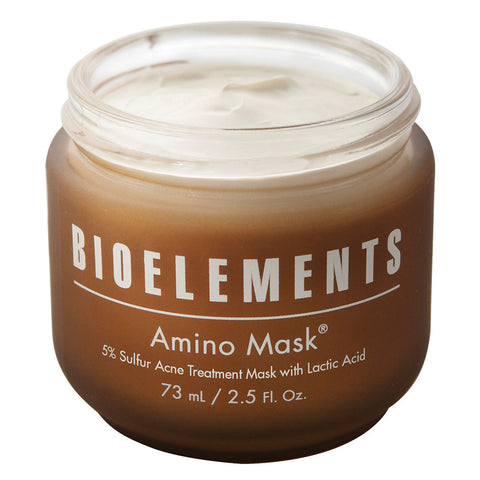 BIOELEMENTS Amino Mask Acne Treatment by Bioelements | RxSkinCenter Day Spa Overland Park, Kanas