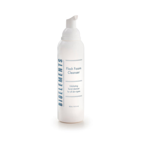BIOELEMENTS Flash Foam Cleanser by Bioelements | RxSkinCenter Day Spa Overland Park, Kanas