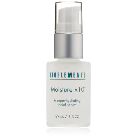 BIOELEMENTS Moisture x10 Facial Serum by Bioelements | RxSkinCenter Day Spa Overland Park, Kanas