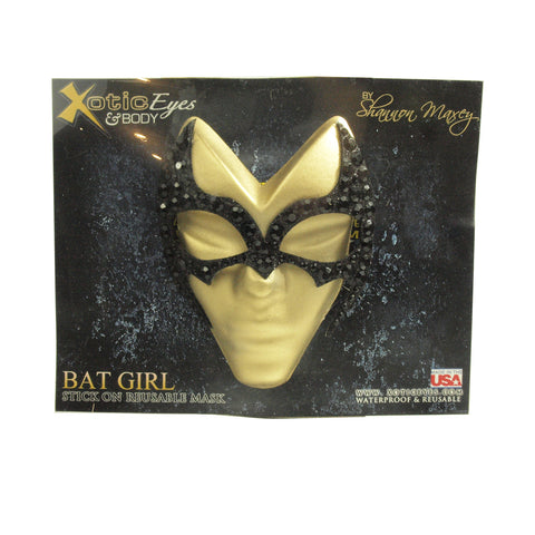Bat Girl 3D Mask by Xotic Eyes by Xotic Eyes Special Effects | RxSkinCenter Day Spa Overland Park, Kanas