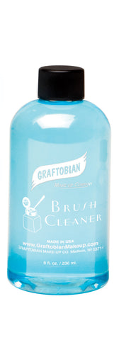Graftobian Pro Theatrical Brush Cleaner Fluid