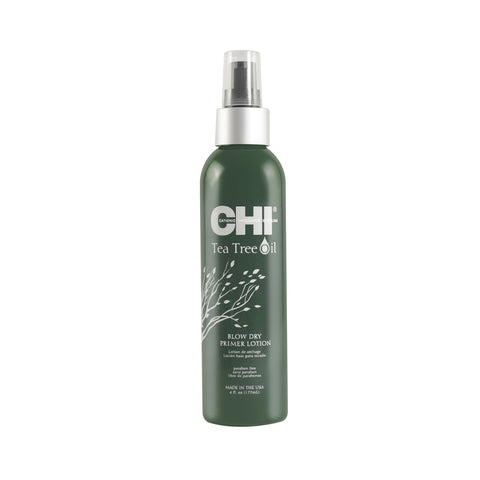 CHI Tea Tree Oil Blow Dry Primer Lotion by Chi | RxSkinCenter Day Spa Overland Park, Kanas